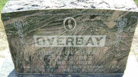 "OVERBAY, OBEDIAH D. ""OBE"" - Lawrence County, Arkansas 