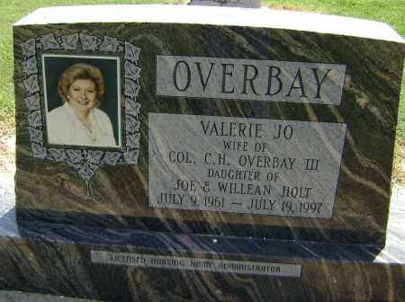 HOLT OVERBAY, VALERIE JO - Lawrence County, Arkansas | VALERIE JO HOLT OVERBAY - Arkansas Gravestone Photos