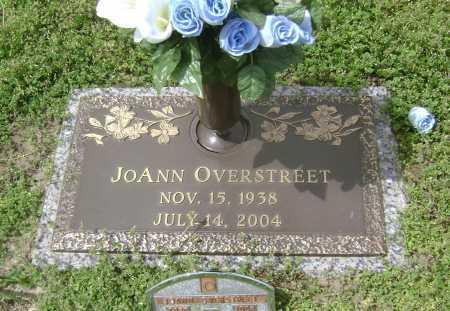 OVERSTREET, JOANN - Lawrence County, Arkansas | JOANN OVERSTREET - Arkansas Gravestone Photos