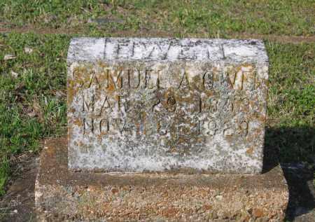 OWEN, SAMUEL A. - Lawrence County, Arkansas | SAMUEL A. OWEN - Arkansas Gravestone Photos