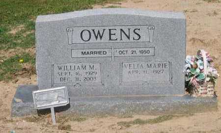 OWENS, WILLIAM M. - Lawrence County, Arkansas   WILLIAM M. OWENS - Arkansas Gravestone Photos
