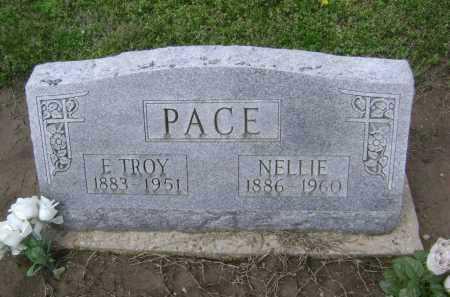 PACE, SR., ERDINE TROY - Lawrence County, Arkansas | ERDINE TROY PACE, SR. - Arkansas Gravestone Photos