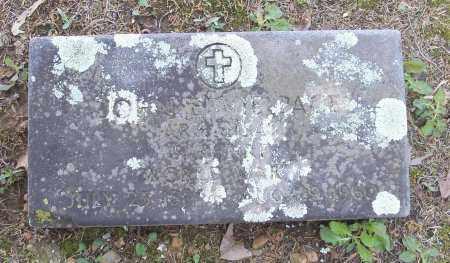 PACE (VETERAN WWI), JOHN ERVIE - Lawrence County, Arkansas | JOHN ERVIE PACE (VETERAN WWI) - Arkansas Gravestone Photos