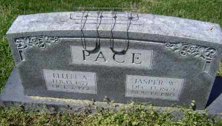 PACE, JASPER W. - Lawrence County, Arkansas | JASPER W. PACE - Arkansas Gravestone Photos