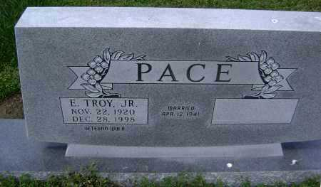 PACE, JR  (VETERAN WWII), ERDINE TROY - Lawrence County, Arkansas   ERDINE TROY PACE, JR  (VETERAN WWII) - Arkansas Gravestone Photos