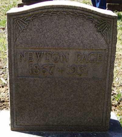 PACE, NEWTON - Lawrence County, Arkansas   NEWTON PACE - Arkansas Gravestone Photos