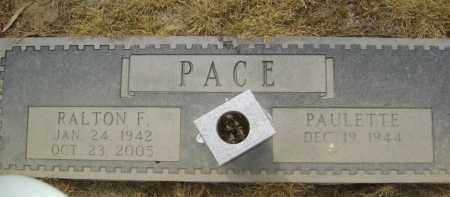 PACE, RALTON FLOYD - Lawrence County, Arkansas | RALTON FLOYD PACE - Arkansas Gravestone Photos