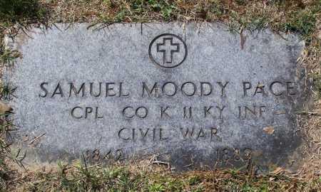 PACE (VETERAN CSA), SAMUEL MOODY - Lawrence County, Arkansas | SAMUEL MOODY PACE (VETERAN CSA) - Arkansas Gravestone Photos