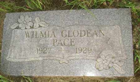 PACE, WILMIA GLODEAN - Lawrence County, Arkansas | WILMIA GLODEAN PACE - Arkansas Gravestone Photos