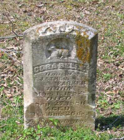 PARKER, CORA BELLE - Lawrence County, Arkansas   CORA BELLE PARKER - Arkansas Gravestone Photos