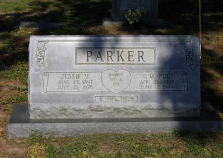 "PARKER, CONA M. ""PUG"" - Lawrence County, Arkansas | CONA M. ""PUG"" PARKER - Arkansas Gravestone Photos"