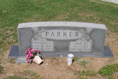 PARKER, DAN F. - Lawrence County, Arkansas   DAN F. PARKER - Arkansas Gravestone Photos
