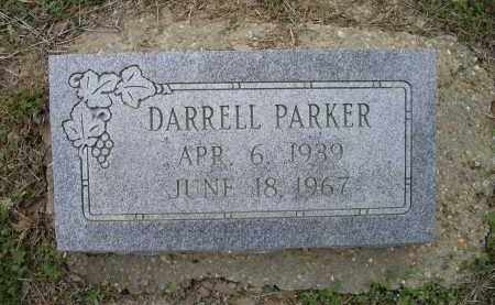 PARKER, DARRELL - Lawrence County, Arkansas | DARRELL PARKER - Arkansas Gravestone Photos