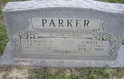 PARKER, GLENDON LEROY - Lawrence County, Arkansas | GLENDON LEROY PARKER - Arkansas Gravestone Photos