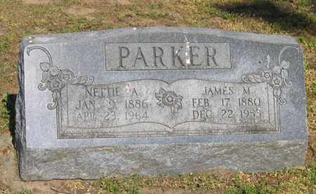 PARKER, NETTIE A. - Lawrence County, Arkansas | NETTIE A. PARKER - Arkansas Gravestone Photos