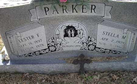 WHITLOW, STELLA MARGARET NEECE PARKER - Lawrence County, Arkansas | STELLA MARGARET NEECE PARKER WHITLOW - Arkansas Gravestone Photos