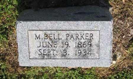 PARKER, M. BELL - Lawrence County, Arkansas | M. BELL PARKER - Arkansas Gravestone Photos