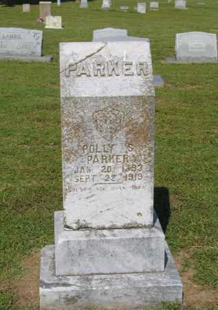 PARKER, POLLY S. - Lawrence County, Arkansas   POLLY S. PARKER - Arkansas Gravestone Photos