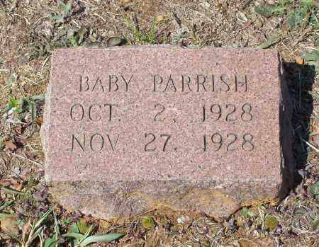 PARRISH, INFANT - Lawrence County, Arkansas | INFANT PARRISH - Arkansas Gravestone Photos