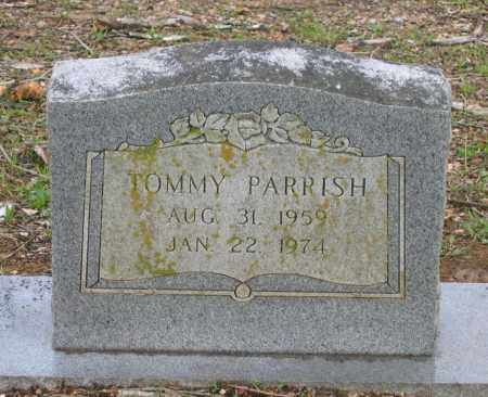 PARRISH, TOMMY - Lawrence County, Arkansas | TOMMY PARRISH - Arkansas Gravestone Photos