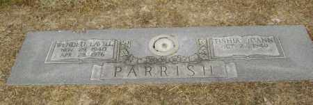 PARRISH, WENDELL LAVELL - Lawrence County, Arkansas   WENDELL LAVELL PARRISH - Arkansas Gravestone Photos