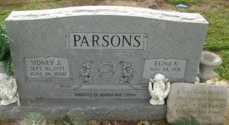 PARSONS (VETERAN), SIDNEY J. - Lawrence County, Arkansas   SIDNEY J. PARSONS (VETERAN) - Arkansas Gravestone Photos