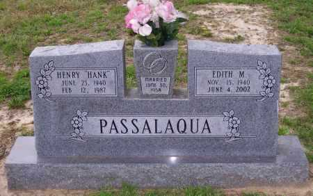 "PASSALAQUA, HENRY ""HANK"" - Lawrence County, Arkansas 