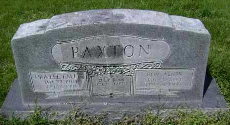 FALLIS PAXTON, ORA LEE - Lawrence County, Arkansas | ORA LEE FALLIS PAXTON - Arkansas Gravestone Photos