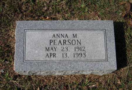PEARSON, ANNA M. - Lawrence County, Arkansas   ANNA M. PEARSON - Arkansas Gravestone Photos
