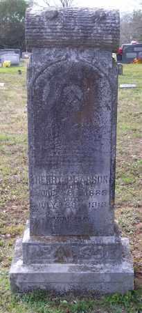 PEARSON, HENRY - Lawrence County, Arkansas   HENRY PEARSON - Arkansas Gravestone Photos