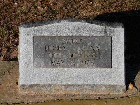 PENN, HOSEA JEFFERSON - Lawrence County, Arkansas | HOSEA JEFFERSON PENN - Arkansas Gravestone Photos