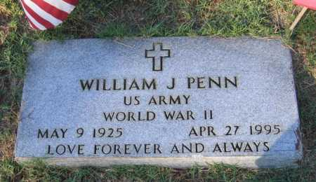 PENN (VETERAN WWII), WILLIAM JENNINGS BRYAN - Lawrence County, Arkansas | WILLIAM JENNINGS BRYAN PENN (VETERAN WWII) - Arkansas Gravestone Photos