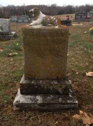 PENN, WILLIE COLE - Lawrence County, Arkansas | WILLIE COLE PENN - Arkansas Gravestone Photos