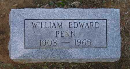 PENN, WILLIAM EDWARD - Lawrence County, Arkansas | WILLIAM EDWARD PENN - Arkansas Gravestone Photos
