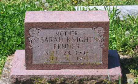 KNIGHT PENNER, SARAH - Lawrence County, Arkansas | SARAH KNIGHT PENNER - Arkansas Gravestone Photos