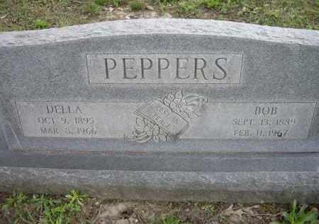 PEPPERS, DELLA - Lawrence County, Arkansas   DELLA PEPPERS - Arkansas Gravestone Photos