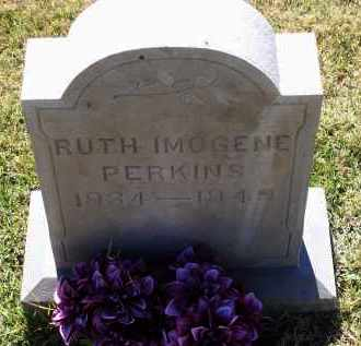 PERKINS, RUTH IMOGENE - Lawrence County, Arkansas | RUTH IMOGENE PERKINS - Arkansas Gravestone Photos