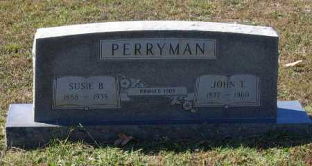 PERRYMAN, JOHN THOMAS - Lawrence County, Arkansas | JOHN THOMAS PERRYMAN - Arkansas Gravestone Photos