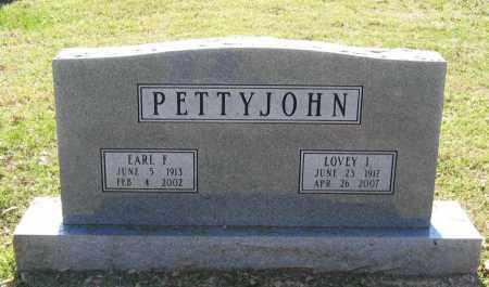 GARBETT PETTYJOHN, LOVEY IRENE - Lawrence County, Arkansas | LOVEY IRENE GARBETT PETTYJOHN - Arkansas Gravestone Photos