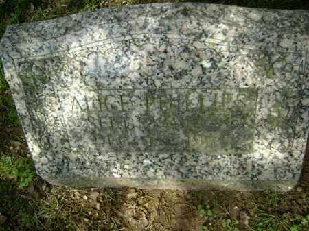 BALES PHILLIPS, ALICE - Lawrence County, Arkansas | ALICE BALES PHILLIPS - Arkansas Gravestone Photos