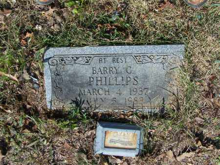 PHILLIPS, BARRY GALE - Lawrence County, Arkansas | BARRY GALE PHILLIPS - Arkansas Gravestone Photos