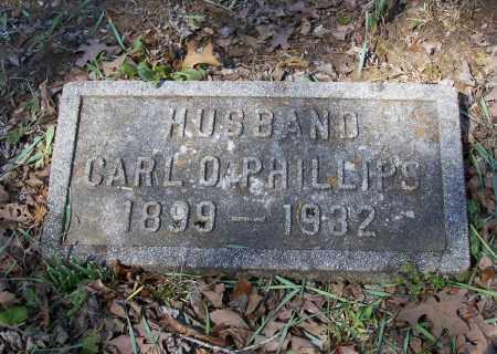 PHILLIPS, CARL O. - Lawrence County, Arkansas   CARL O. PHILLIPS - Arkansas Gravestone Photos