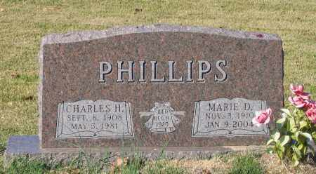 PHILLIPS, MARIE MABEL - Lawrence County, Arkansas | MARIE MABEL PHILLIPS - Arkansas Gravestone Photos