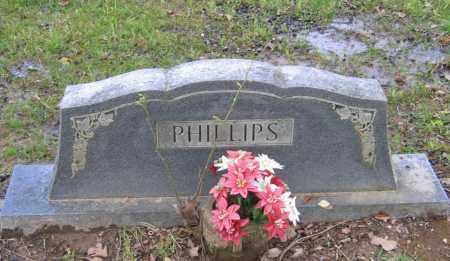PHILLIPS FAMILY STONE,  - Lawrence County, Arkansas    PHILLIPS FAMILY STONE - Arkansas Gravestone Photos