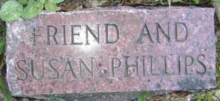 PHILLIPS, SUSAN ORLENA - Lawrence County, Arkansas | SUSAN ORLENA PHILLIPS - Arkansas Gravestone Photos