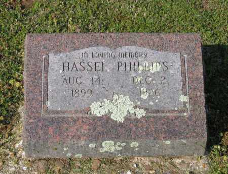 PHILLIPS, IVY HASSEL - Lawrence County, Arkansas | IVY HASSEL PHILLIPS - Arkansas Gravestone Photos