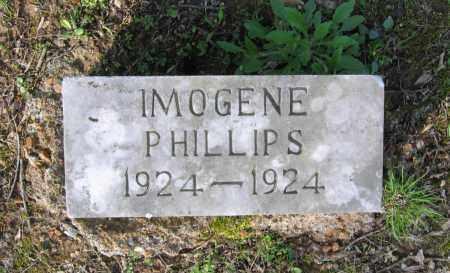 PHILLIPS, IMOGENE - Lawrence County, Arkansas | IMOGENE PHILLIPS - Arkansas Gravestone Photos