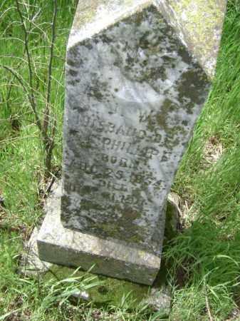 """PHILLIPS, JOHN W. """"J. W."""" - Lawrence County, Arkansas   JOHN W. """"J. W."""" PHILLIPS - Arkansas Gravestone Photos"""