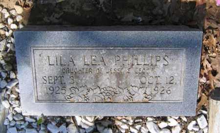 PHILLIPS, LILA LEA - Lawrence County, Arkansas | LILA LEA PHILLIPS - Arkansas Gravestone Photos