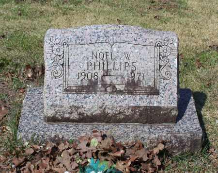 PHILLIPS, NOEL WASHINGTON - Lawrence County, Arkansas | NOEL WASHINGTON PHILLIPS - Arkansas Gravestone Photos